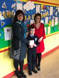 Bank of Ireland Art Competition Winner