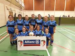 Indoor Girls Gaelic Championship