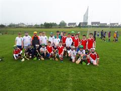 Hurling success at Na Magha for Hollybush