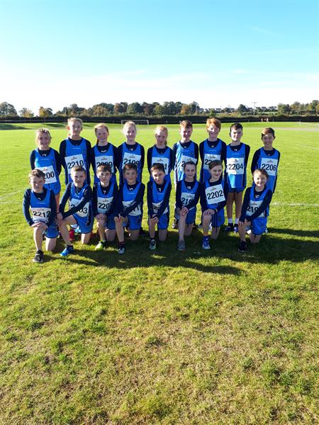 Cross Country League Begins
