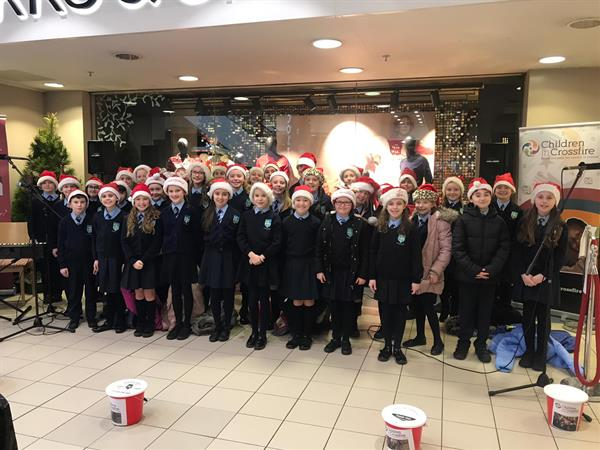 Hollybush Choir Christmas Performances