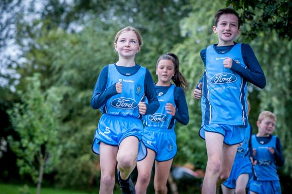 Hollybush Primary & Nursery School Marathon Challenge
