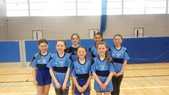 Hollybush Girls Fustal Team
