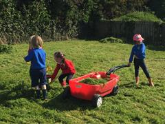 Nursery Group hard at work
