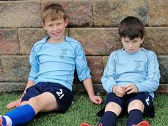 Soccer Team @ Magee