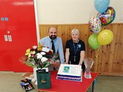 Happy Retirement Eileen