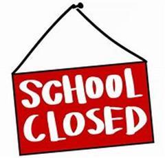 School Closed on Thursday 12th December 2019