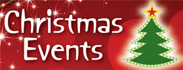 Upcoming Christmas Events