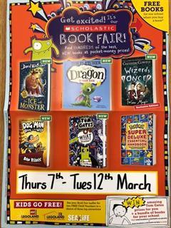Our Annual Book Fair
