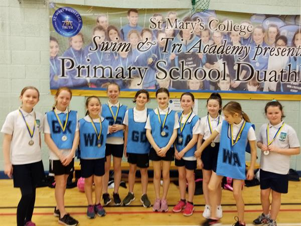 St. Mary's College Annual Netball Tournament 2020