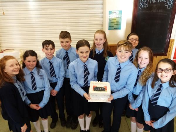 P7's Confirmation Party